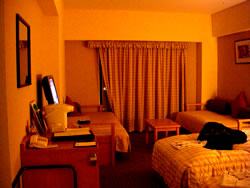 パームテラスホテル