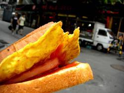 ヘムチーズ!サンドイッチ!