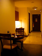 ベルジャヤ タイムズ スクエア ホテル、部屋の一角