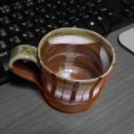 コーヒー1杯にちょうど良いカップ