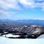 スキー&温泉ツアー