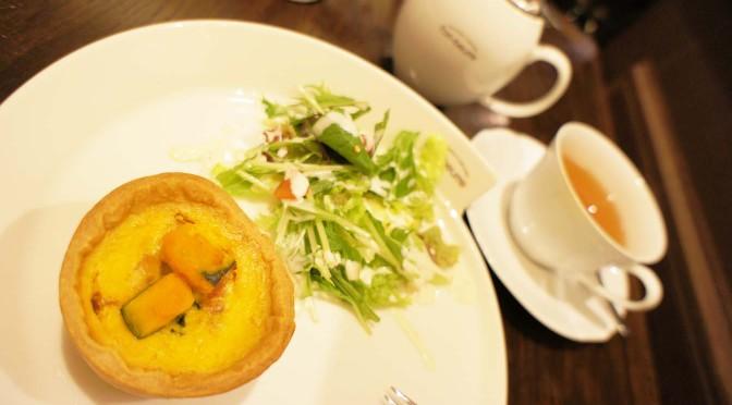 東京駅でモーニング!Tokyo Station Cafe&Bar Fari-beurre(ファリ・ブゥール)東京駅一番街店